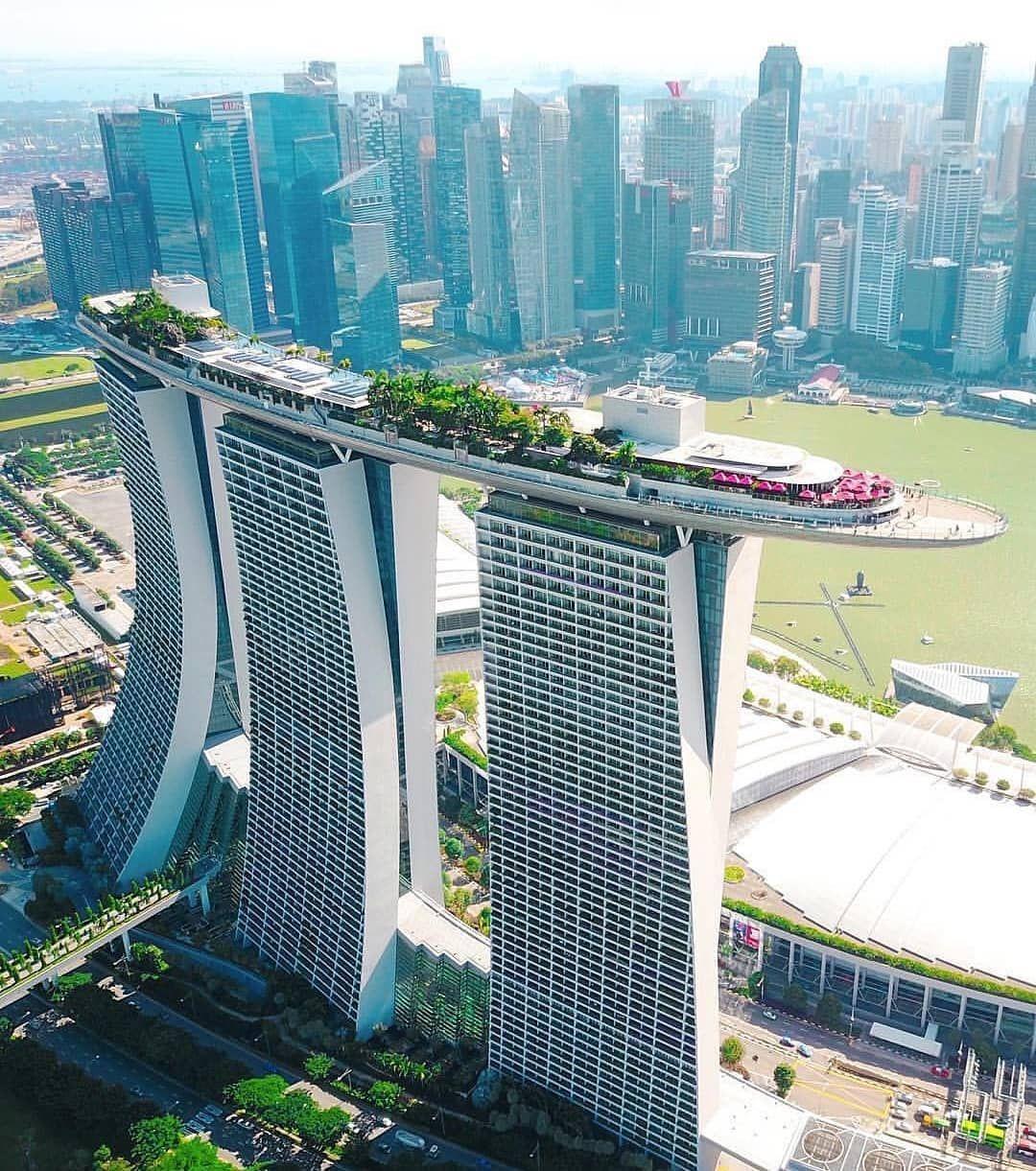 Singapur Marina Bay Sand