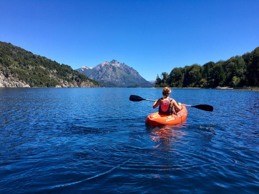 bariloche kayak