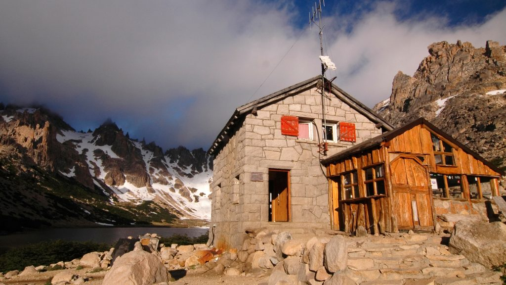 Refugio Frey, Bariloche, Patagonia, Argentina